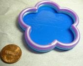 Swimming Pool Flower Shaped Wading Pool Sand Box Dollhouse Miniature Doll House Mini 1/12