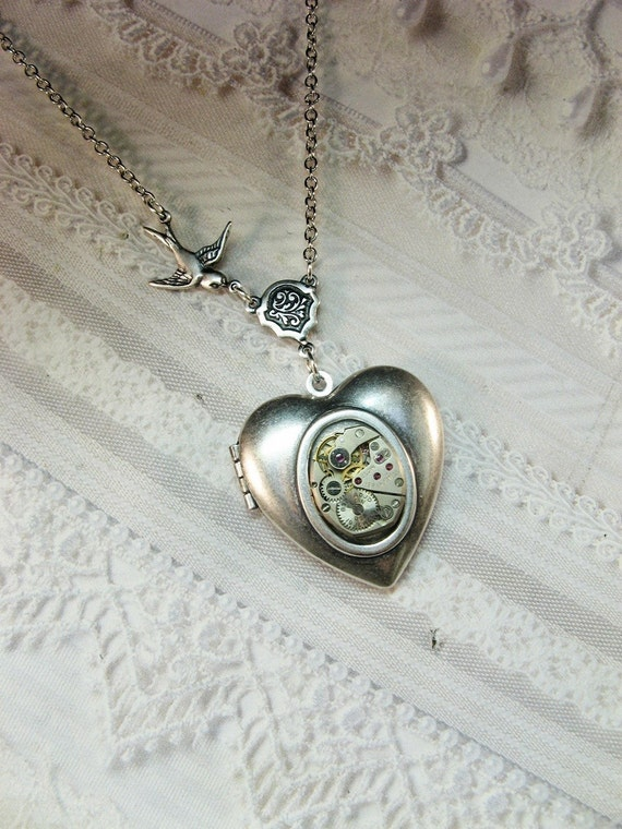 Once Upon A Time Love Locket
