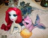 Arianna and her Catfish Chloe...SALE