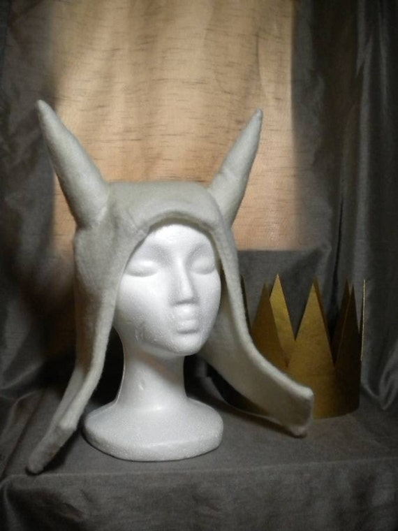 Best Seller MAX, Where the Wild Things Are, Costume (Hood and Crown only)