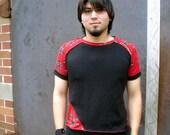 Zombie Skulls (guy shirt) L