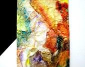 Aceo Original Painting - Comfort Zone