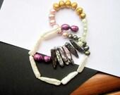 Freshwater Pearls Bead Mix Destash