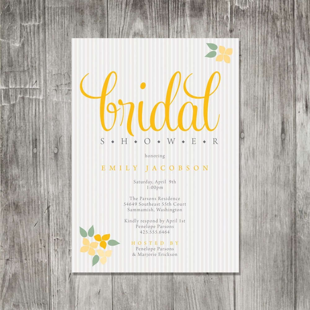 Coed Bridal Shower Invitations for awesome invitations design