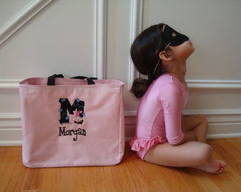Personalized Gymnastics Tote Bag Great Gift