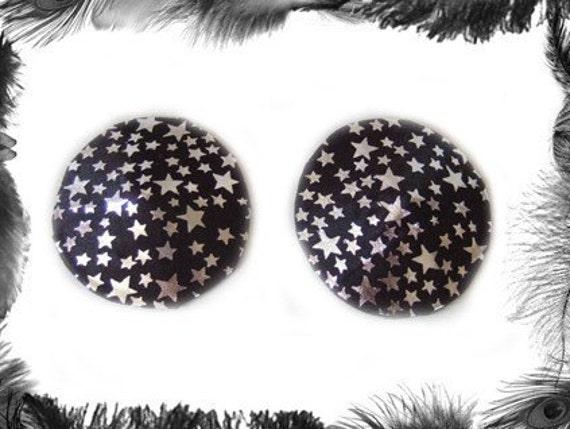 Stars Nipple Pasties, Burlesque Wear