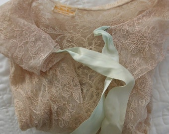 Gift Time - Holidays -Lace- Boudoir-Night Out -Dress-up - Dreamy - Topper