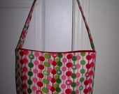 RESERVED FOR LAMASTERS56 -Pink,green,red and white circles
