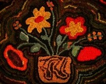 Popular Items For Rug Hooking Pattern On Etsy