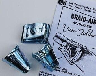 Rug Braiding Vari Folders set of 3