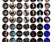 Twilight, Edward Cullen Bottle cap Images