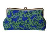 Cinco de mayo - Springtime in Mexico clutch purse