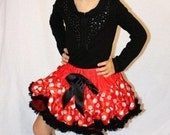 Close Out ...sz 3 to 5y Disney Inspired Pettiskirt ready to ship