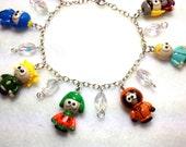 South Park Charm Bracelet Reserved for xHersheyKissesx