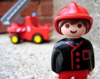 Friendly Fireman Two - Photograph - Various Sizes