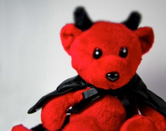 Bearly a Devil - Photograph - Various Sizes