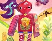 Kinya's Robot 2011 8 ...