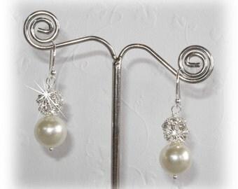 Bliss Pearl Earrings