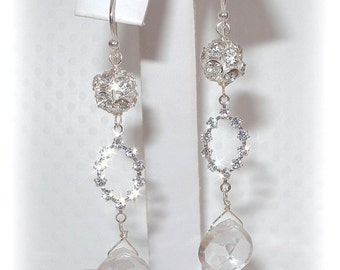 J Adore Earrings in Silver