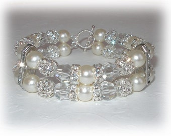 Perfection Bracelet in Silver