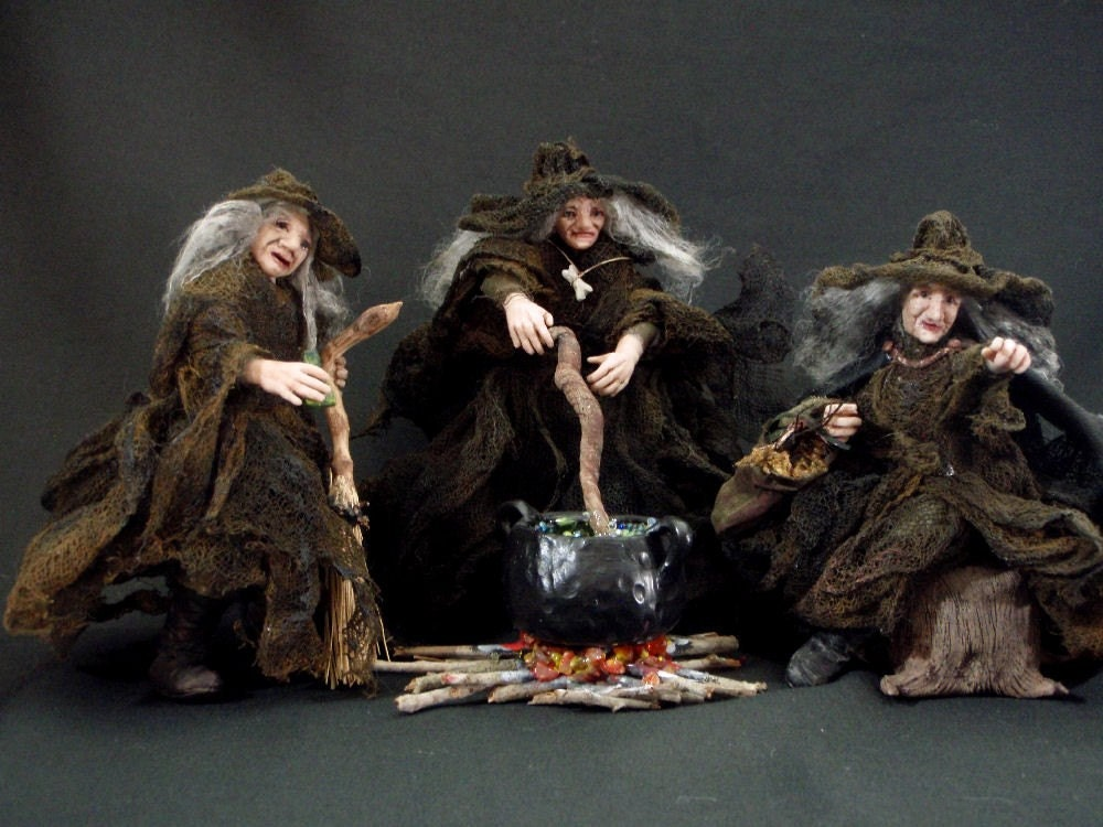 the importance of the witches in macbeth on the plot of shakespeares macbeth Start studying macbeth act i learn -although it was the witches' prophecy, macbeth has the power to override this in what year was the gunpowder plot.