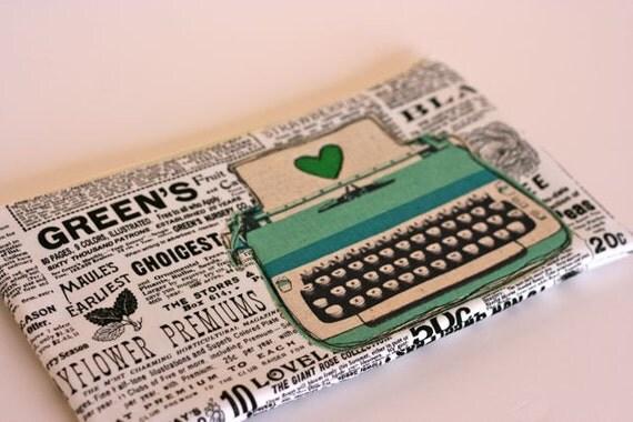 Typewriter Pouch