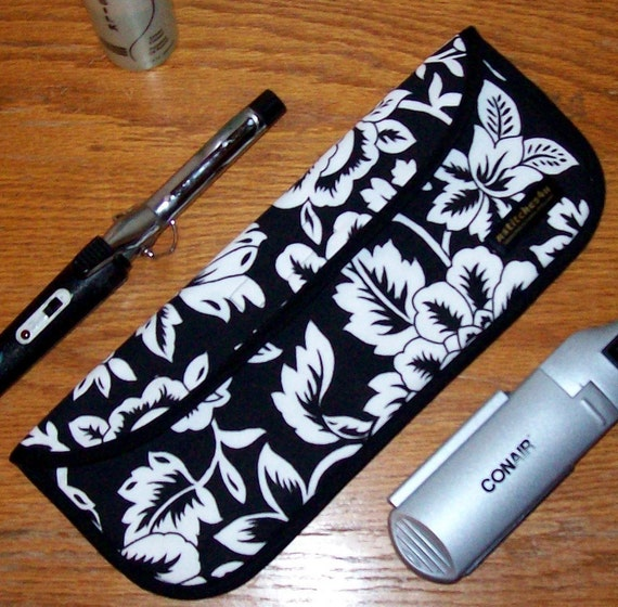 Curling Iron Case Flat Iron Cover For Travel Or The Gym