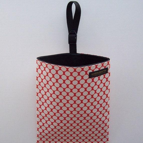 Auto Trash // Car Litter Bag // Auto Trash Bag // by ...