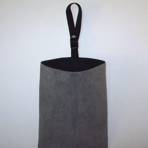 Car Litter Bag // Auto Trash Bag // Auto Litter Bag // Stay