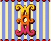 Curious Alphabet - I