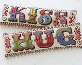 Kiss Cross Stitch Kit - small