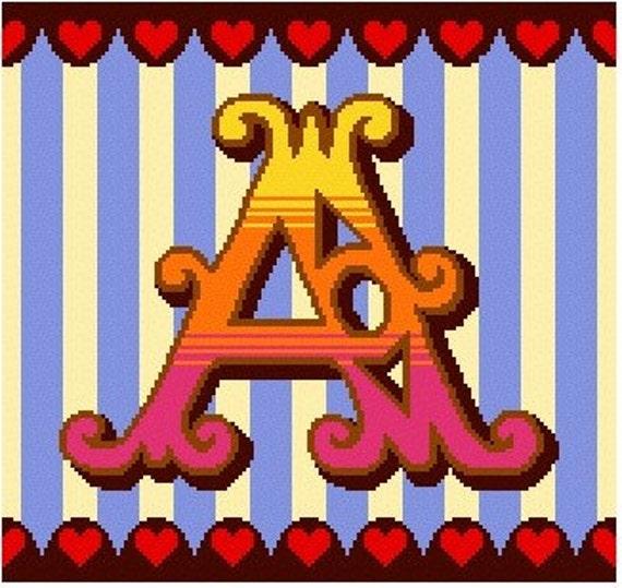 Curious Alphabet - A