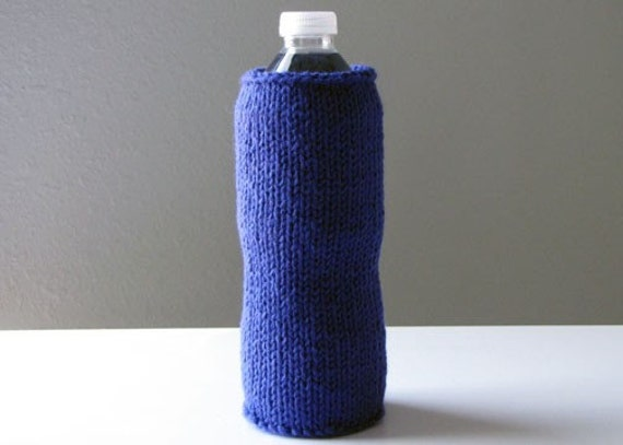Deep Royal Blue Bottle Jacket