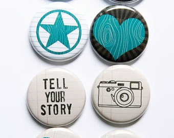 Tell Your Story Flair 2