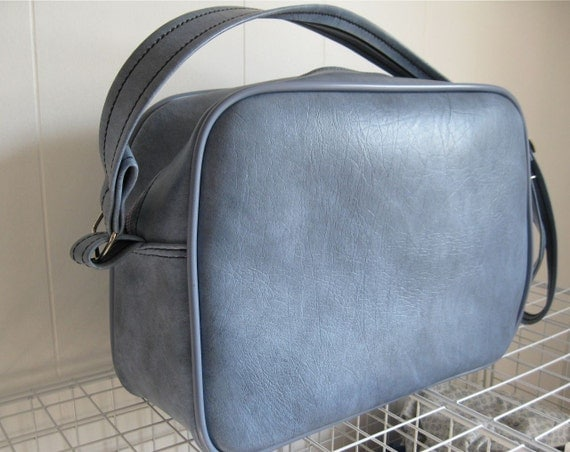 Vintage Luggage - Carry-on Tote