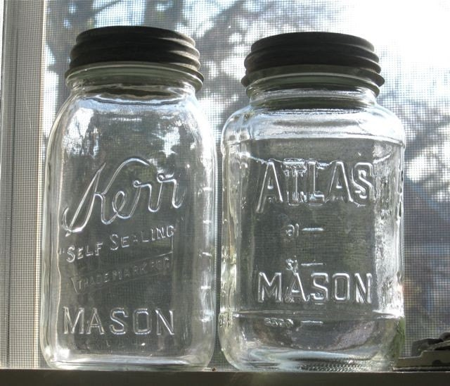 dating old atlas jars Also an important maker of a very large variety of bottles and jars for the commercial packaging industry atlas was the name brand of their most popular line of fruit jars for home canning hazel-atlas, at that time the third largest producer of glass containers in the us (shipping nearly 10% of the market's glass containers), became a subsidiary.