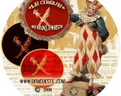 Vintage Circus CD