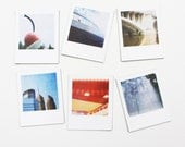 "minneapolis ""instant film"" magnets ... set of 6 magnets"