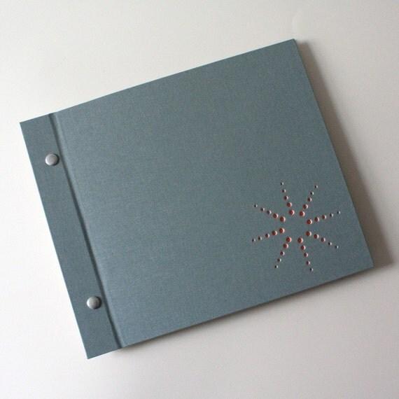 bigger burst album - steel blue