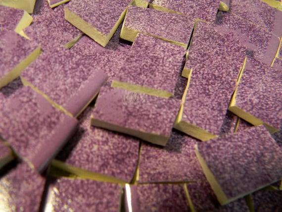 Mosaic Tiles - PuRPLE RAiN - Broken Plate Tiles
