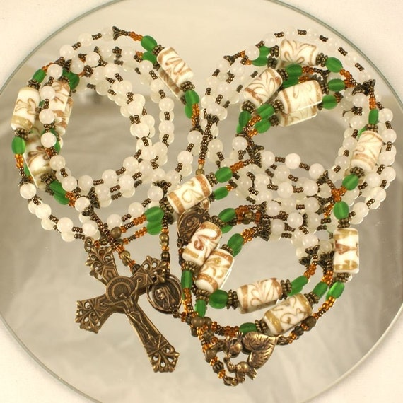Wedding Lazo: Lazo Wedding Rosary A Mexican Wedding Tradition By Prayerbedes