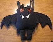 Aurthur the Stuffed Bat Bagpack