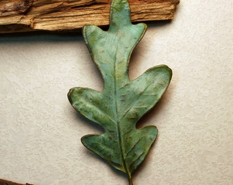White Oak Leaf Pin