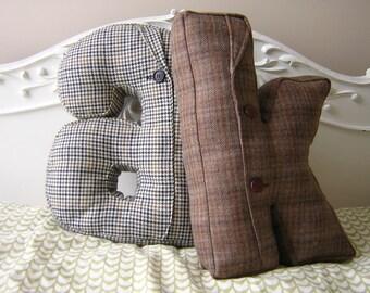 Alphabet Pillow - Custom