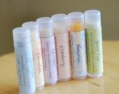 Choose any 3 of All Natural Lip Balm