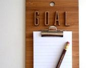 I will achieve my goals - Clipboard