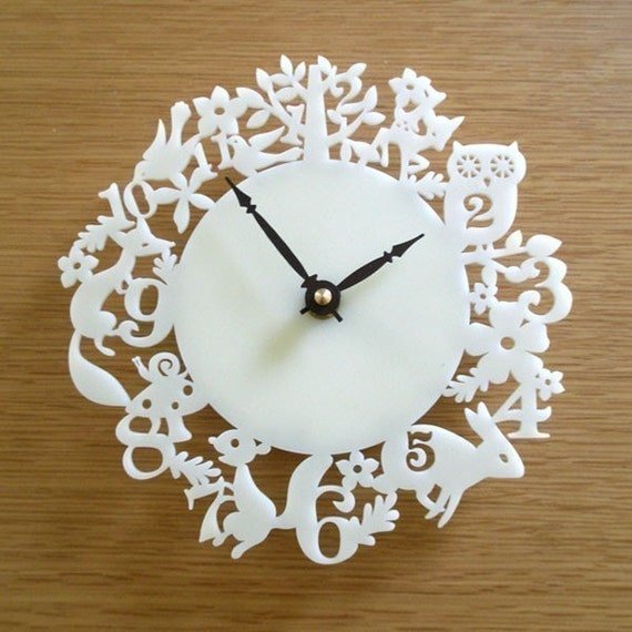 It's My Forest Clock