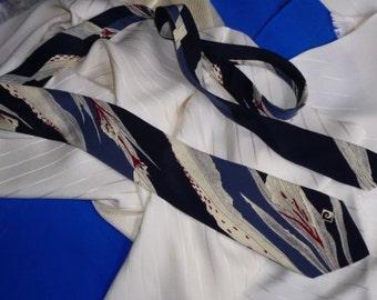 Vintage Pierre Cardin Pure Silk Necktie