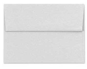 A6 gray envelopes - perfect for 4 x 6 photos and cards, GRAY