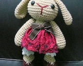 Pattern of Emily the Bunny